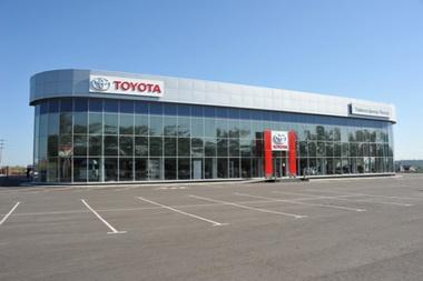 Официальные дилеры Тойота в Пензе