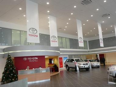 Сервис Тойота в Саратове