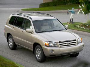 Toyota Highland.
