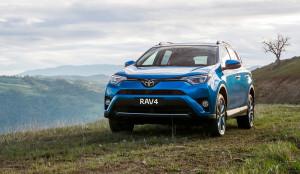 В России появилась обновлённая комплектация RAV4